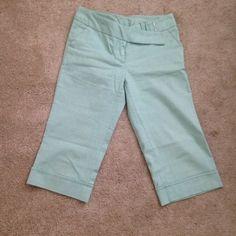 Capris pants Looks very new Anthropologie Pants Capris