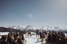 Picture by Philippe Wenger Hamilton, Spa, Swiss Alps, Getting Married, Dolores Park, Romantic, Weddings, Summer, Pictures
