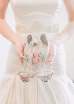 Gold glitter wedding, Glitter wedding and Wedding heels on Pinterest