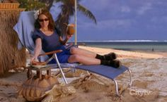 Liz Lemon's tropical paradise includes wearing socks and sandals / honeymoon / 30 Rock Sandals Honeymoon, Liz Lemon, Honeymoon Inspiration, 30 Rock, Socks And Sandals, Tina Fey, Tropical Paradise, Beach Mat, Outdoor Blanket