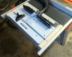 Picture of Add a router table to a table saw