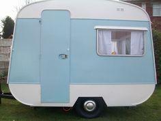Beautiful vintage retro classic caravan in Cars, Motorcycles & Vehicles, Campers, Caravans & Motorhomes, Caravans   eBay