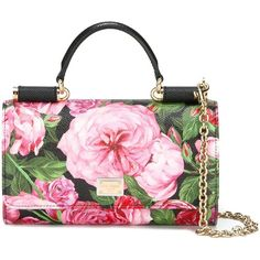 6cab600cfe Dolce   Gabbana mini  Von  shoulder bag (€915) ❤ liked on