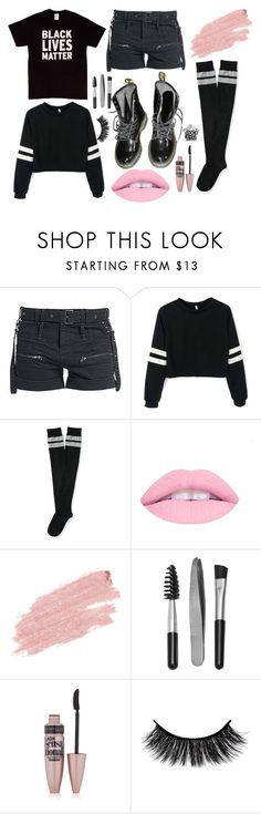 """""""BLACK LIVES MATTER"""" by xxhappyxx ❤ liked on Polyvore featuring Aéropostale, Jane Iredale, Sephora Collection, Maybelline, Bling Jewelry and BlackLivesMatter"""