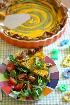 Tarte fondante aux légumes - Gourmandiseries - Blog de recettes de cuisine simples et gourmandes