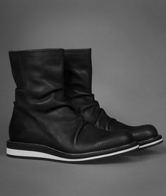 Mod Asymmetrical Boot | John Varvatos