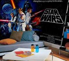 Star Wars Wall Murals 45 best star wars room ideas for 2016 | star wars poster, wall