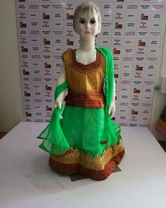 Buy from showroom at Kids Lehenga Choli, Coimbatore, South India, Prince And Princess, Showroom, Summer Dresses, Instagram, Fashion, Moda