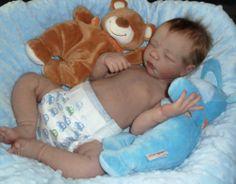 Full Body Solid Silicone Platinum Baby Boy 3 of 7 Worldwide Reborn Doll | eBay