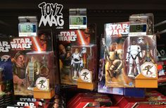 ToyzMag.com » Dispo en France – Star Wars TFA : 3 nouvelles figurines ! Unkar Plutt, Finn Stormtrooper et Captain Rex !
