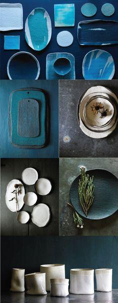 elephant ceramics. beautiful!