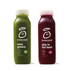 Innocent Cold Pressed Juices   sheerluxe.com