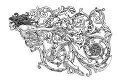 MitoQuillo 8, #Dibujos e #Ilustraciones #Illustrations de Tony Carbonell #Cadiz