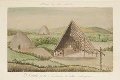 El Piñal, pueblo o ranchería de indios salvajes