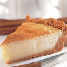 Milk tart (Melk tert) is as South African as Biltong & Dry wors. I would have sex with anyone who could make this properly. Tart Recipes, Baking Recipes, Sweet Recipes, Dessert Recipes, Baking Pies, South African Desserts, South African Recipes, Sweet Pie, Sweet Tarts