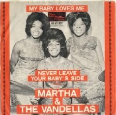 Martha & the Vandellas - My Baby Loves Me at: http://www.youtube.com/watch?v=degqZ3fpyuY