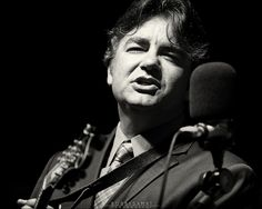 Ronnie McCoury of the Del McCoury band