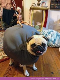 Wrecking ball costume