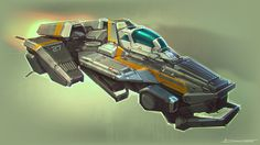 QR Racer concept 06 by Talros on deviantART