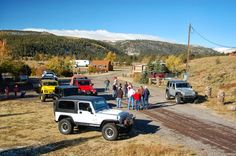 Conejos Fall Colors and Surprise Snow Run - Expedition Portal