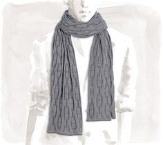 Hermès - cotton scarf for 2nd anniversary