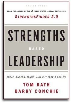 StrengthsFinder Leadership ThemesE-mail In Strengths Based Leadership, authors Tom Rath and Barry Conchie discovered in their research that there are four domains of leadership strength -- executing, influencing, relationship building, and strategic thinking -- and all are critical to the overall effective functioning of a leadership group.   Executing  Influencing  Relationship Building  Strategic Thinking
