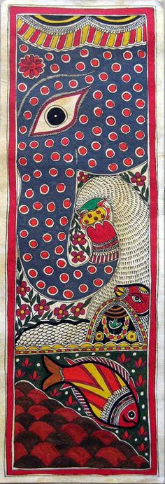 madhubani_elefant.jpgLucky if trunk faces upwards