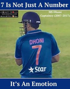 #INDvENG MS Dhoni : Captain Cool  For more cricket fun click: http://ift.tt/2gY9BIZ - http://ift.tt/1ZZ3e4d