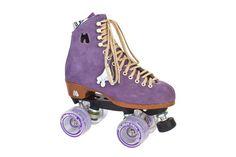Riedell Quad Roller Skates - Lolly Taffy