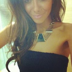Love her necklace