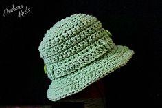 Boys or Girls Baby Fishing/Tilly Hat #14 pattern by Amanda Chapman