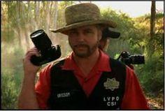CSI's Mr. Gil Grissom! (: