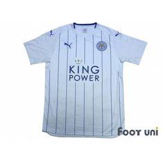 537332af671 Leicester City 2016-2017 3RD Shirt #leicestercity #premierleague #puma - Football  Shirts. Footuni