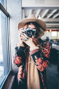 45 Cute Hipster Outfits Worth Trying in 2016 - moda Look Fashion, Womens Fashion, Fashion Trends, Child Fashion, Fall Fashion, Fashion Mode, Urban Fashion, Lifestyle Fashion, Indie Fashion