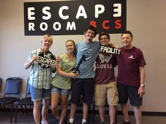 This group escaped the wrath of the evil Dr. Andrews!