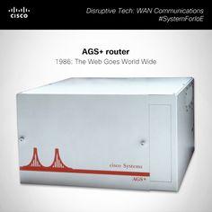 Cisco AGS+ 1986