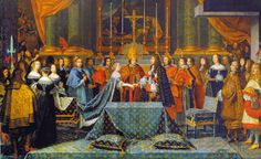 Matrimonio di Luigi XIV