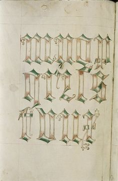 Tudor typography 1520