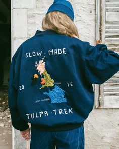 """STORY mfg. AW16 ""Tulpa Trek"" - link to full collection preview in bio!  STORY mfg.'s AW16 collection, titled ""Tulpa Trek"", takes inspiration from…"""