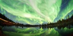 The Northern Lights  One of the Gems of Canada