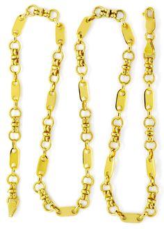 designer goldketten