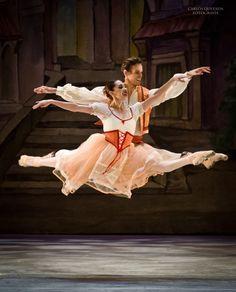 Compañía Nacional de Danza . México  - Coppélia - Fotografía Carlos Quezada
