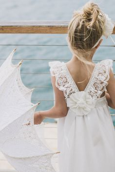 - Repinned by Prindler Productions - Flower girls By Tea Princess www.teaprincess.com.au