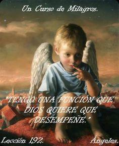 Espacio Angelico y Nuestros Hermanos los Elementales: Un Curso de Milagros