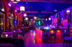 Bar Horus · Hacienda la Borcilla