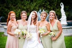 McKenzie + Kyle | Backyard Wedding | Heather Bohm-Tallman Photography | Wedding Planning Plus