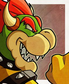 Bowser by ~Youngj723 on deviantART