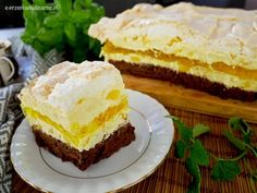 Cheesecake, Food And Drink, Baking, Recipes, Cook, Sweet Desserts, Cheesecakes, Bakken, Backen
