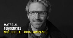 Originally educated as a sculptor, French Furniture and Interior Designer Noé Duchaufour-Lawrance wants to connect people with their environments. French Furniture, Education, Design, Design Comics, Learning, Teaching, Studying