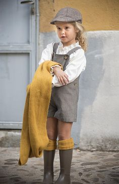 www.teresaleticia.com.Ropa de niños. (Top Model Enfant)